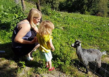 Family friendly holidays in France