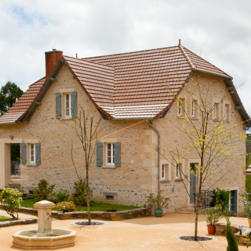 Grand Charme luxury house cottage for family